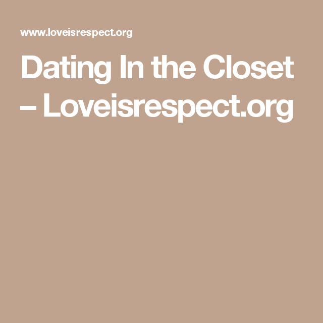 Dating In the Closet Dating, Gender identity, Old person
