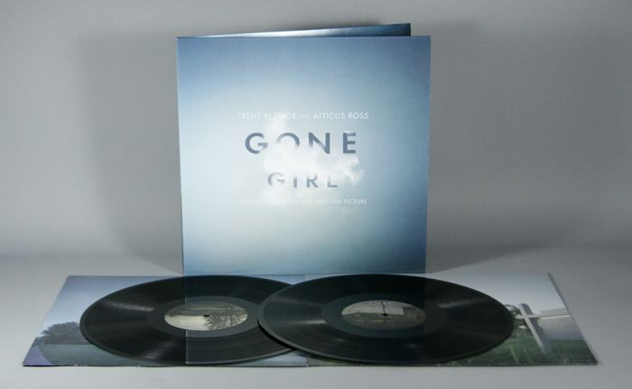 Trent Reznor Atticus Ross Gone Girl Soundtrack 2x12 180g Vinyl Lp Atticus Ross Trent Reznor Gone Girl