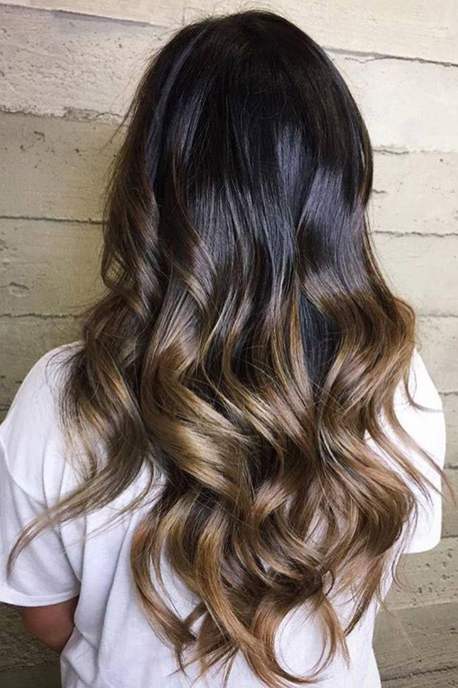 Balyajlı Saç Rengi Fikirleri 2019-2019
