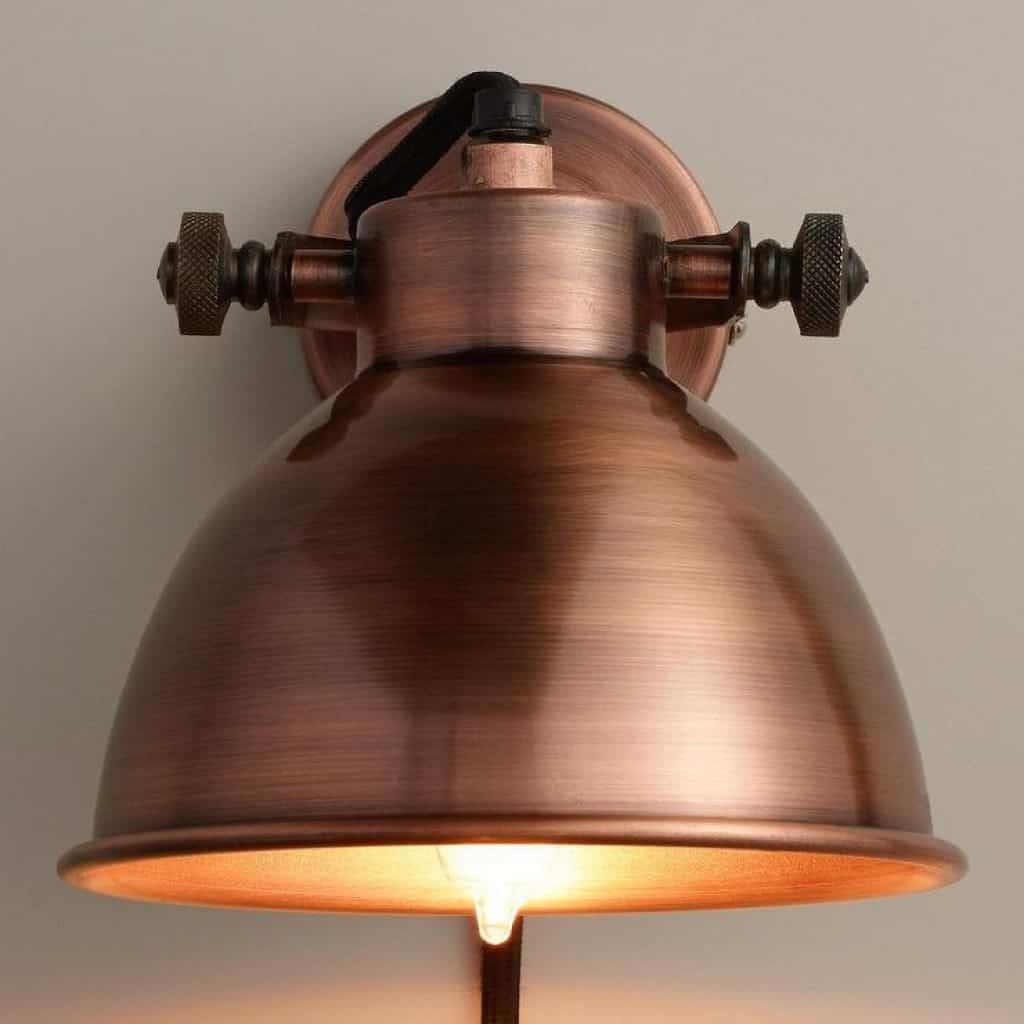 for copper pixball lights wall design sconce outdoor com real l sconces