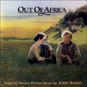 Out of Africa.. Brilliant one - Meryl Streep and Robert Redford