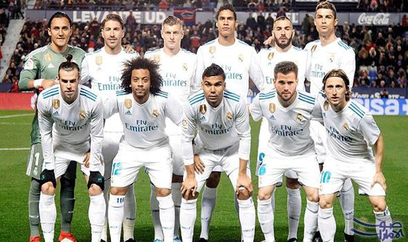 ريال مدريد يتفوق على برشلونة وأتلتيكو باللعب النظيف في الليجا تصدر فريق ريال مدريد عقب انتهاء مسابقة الدوري الإسباني لكرة القدم تصن Sports News Glory Sports