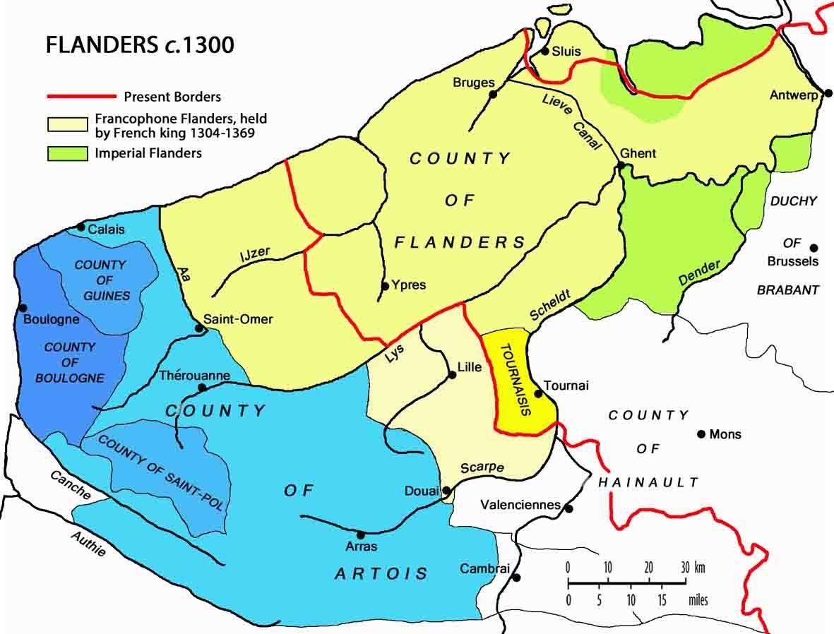 Brabant and the Brabanters httpflemishwpstandrewsacuk