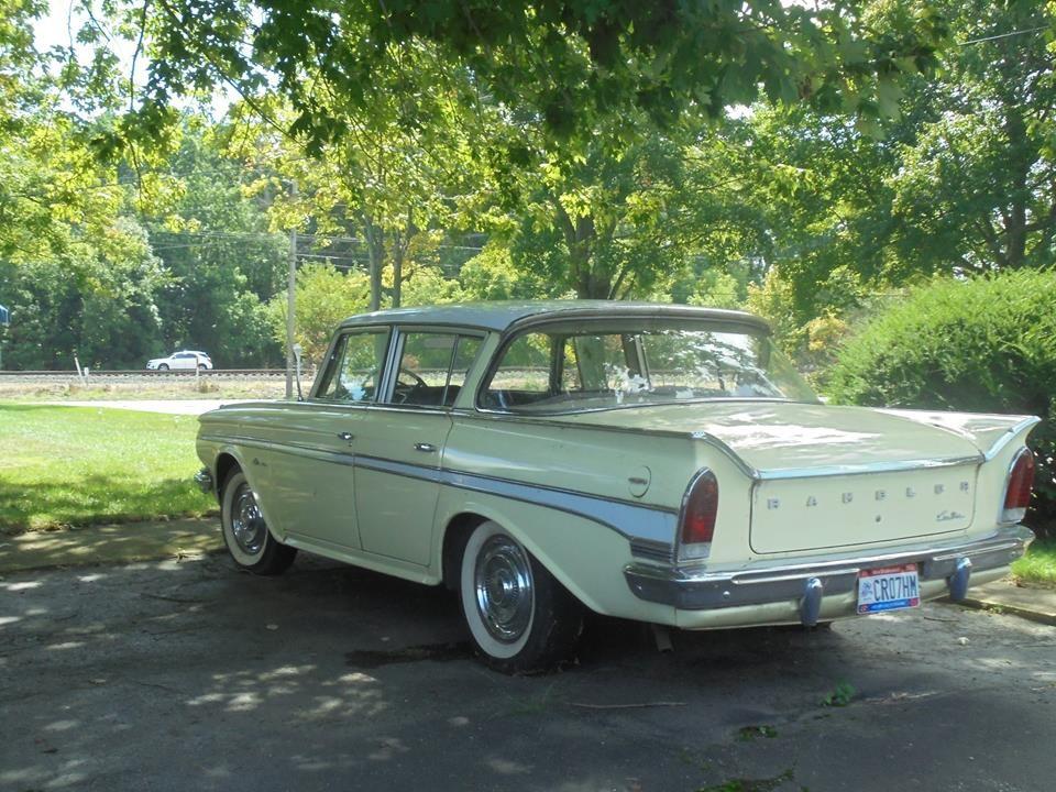 Rambler in Sandusky Ohio.   Cars   Pinterest   Cars and Sedans