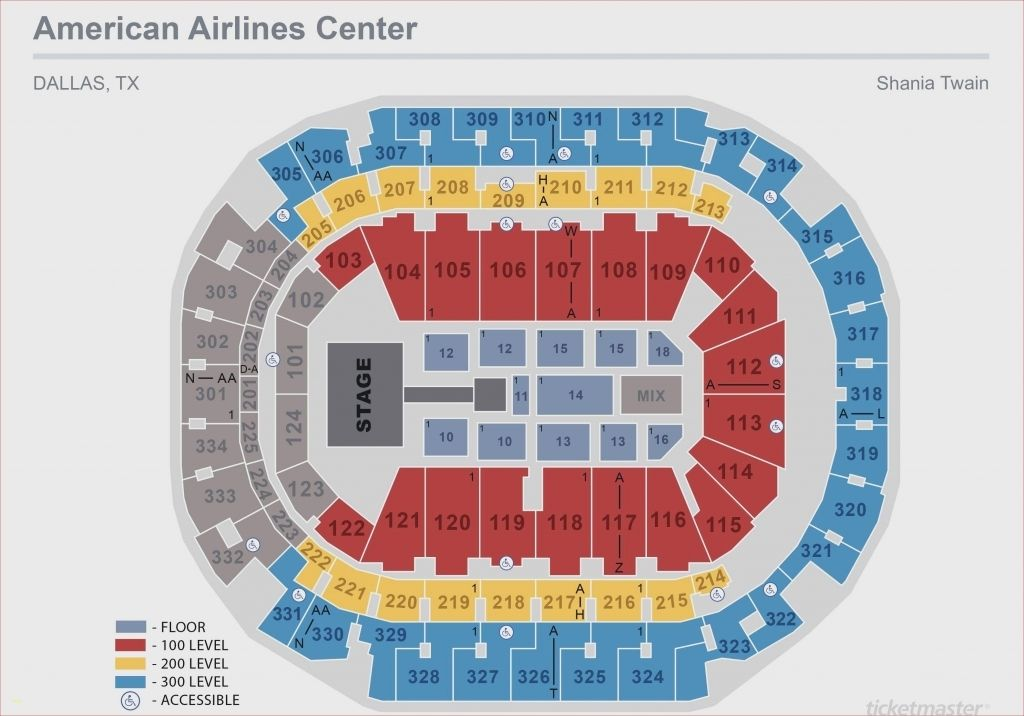 Selland Arena Seating Chart