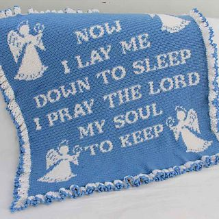 Ravelry: Prayer Afghan PA812 pattern by Maggie Weldon