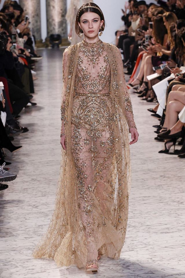 Elie saab high end fashion fashion runways spring summer for High fashion couture