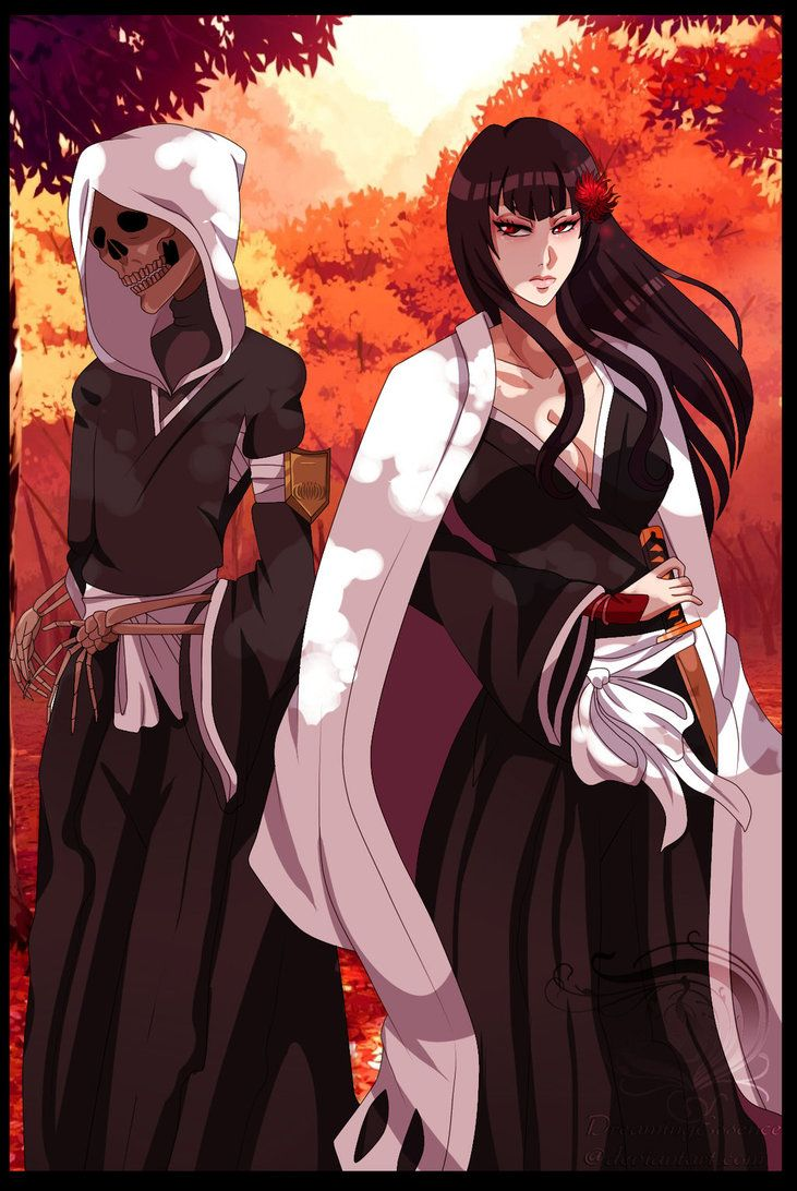 Original Characters That I Created Or Helped Create Bleach Anime Bleach Anime Ichigo Bleach Characters