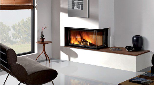 22 Ultra Modern Corner Fireplace Design Ideas Fireplace