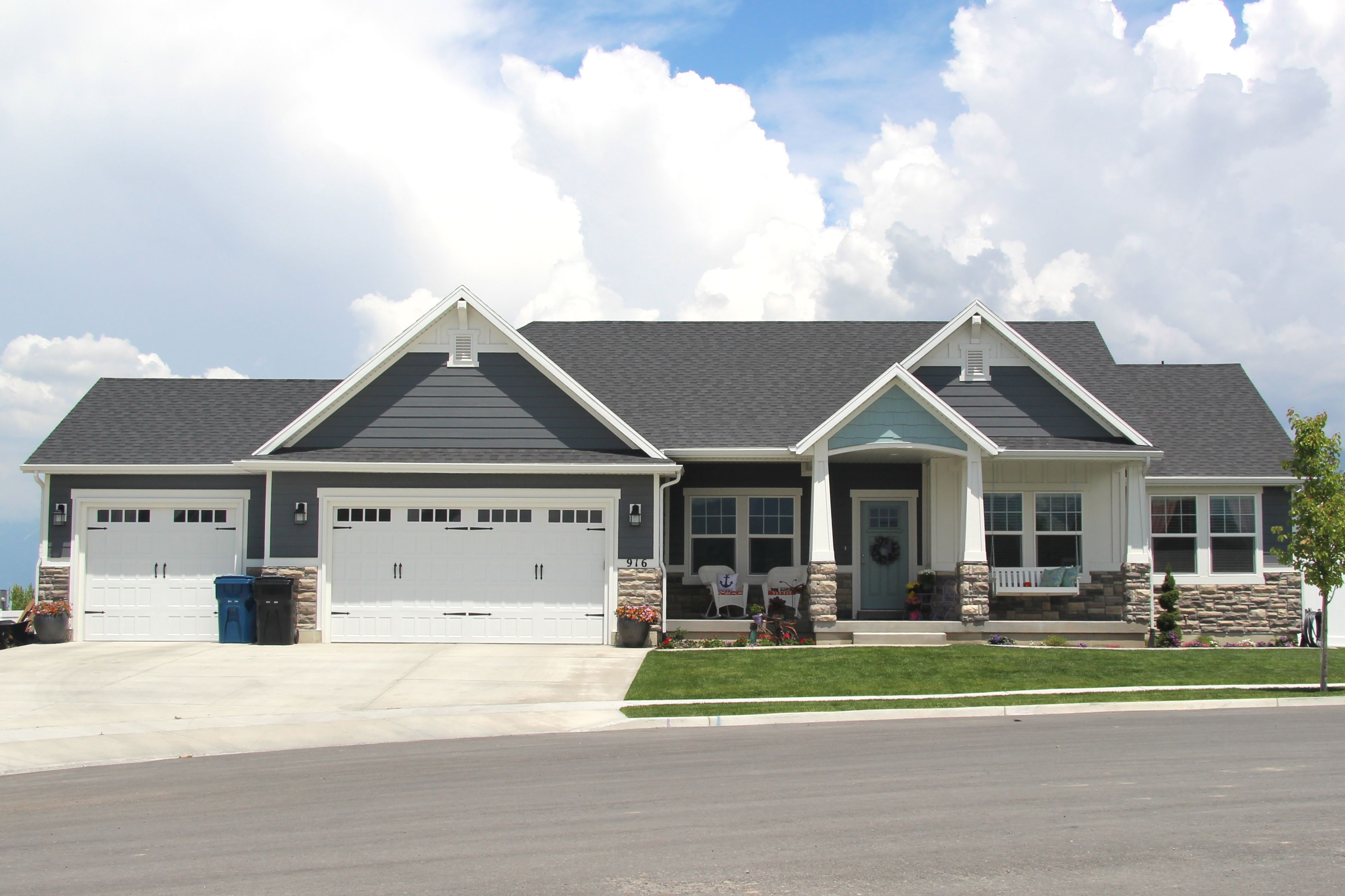 Arive Homes The Mckinley Craftsman House Plans Craftsman Style House Plans Ranch Style Homes