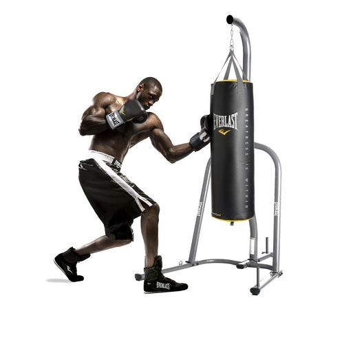 Synthetic Leather Heavy Bag Boxing And Accessories At Academy