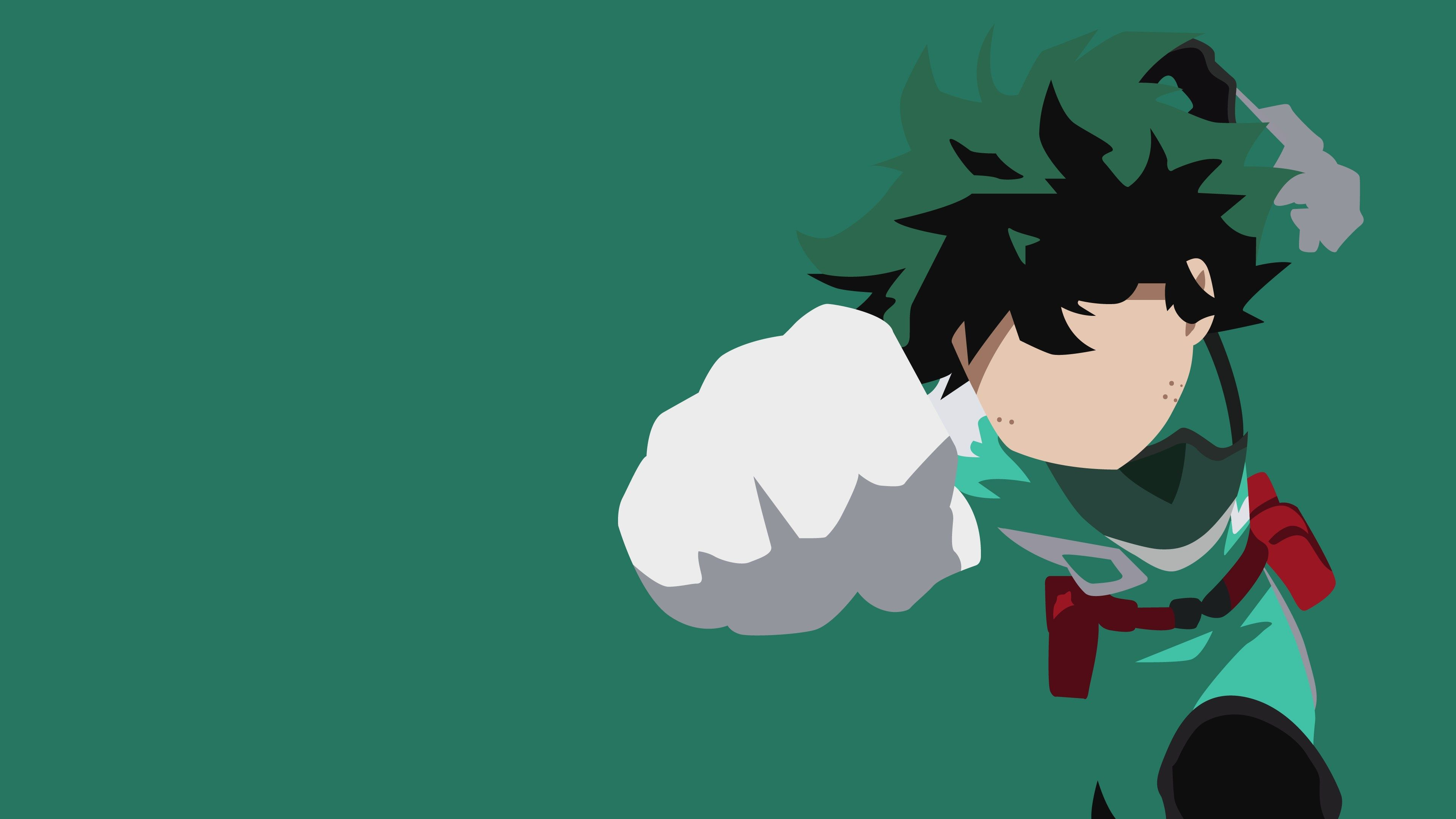 3840x2160 Free Download Boku No Hero Academia Hero Wallpaper Anime Canvas My Hero