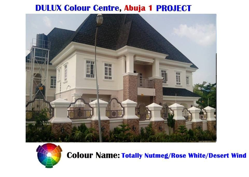 Another Beautiful House In Abuja Beautiful House Images