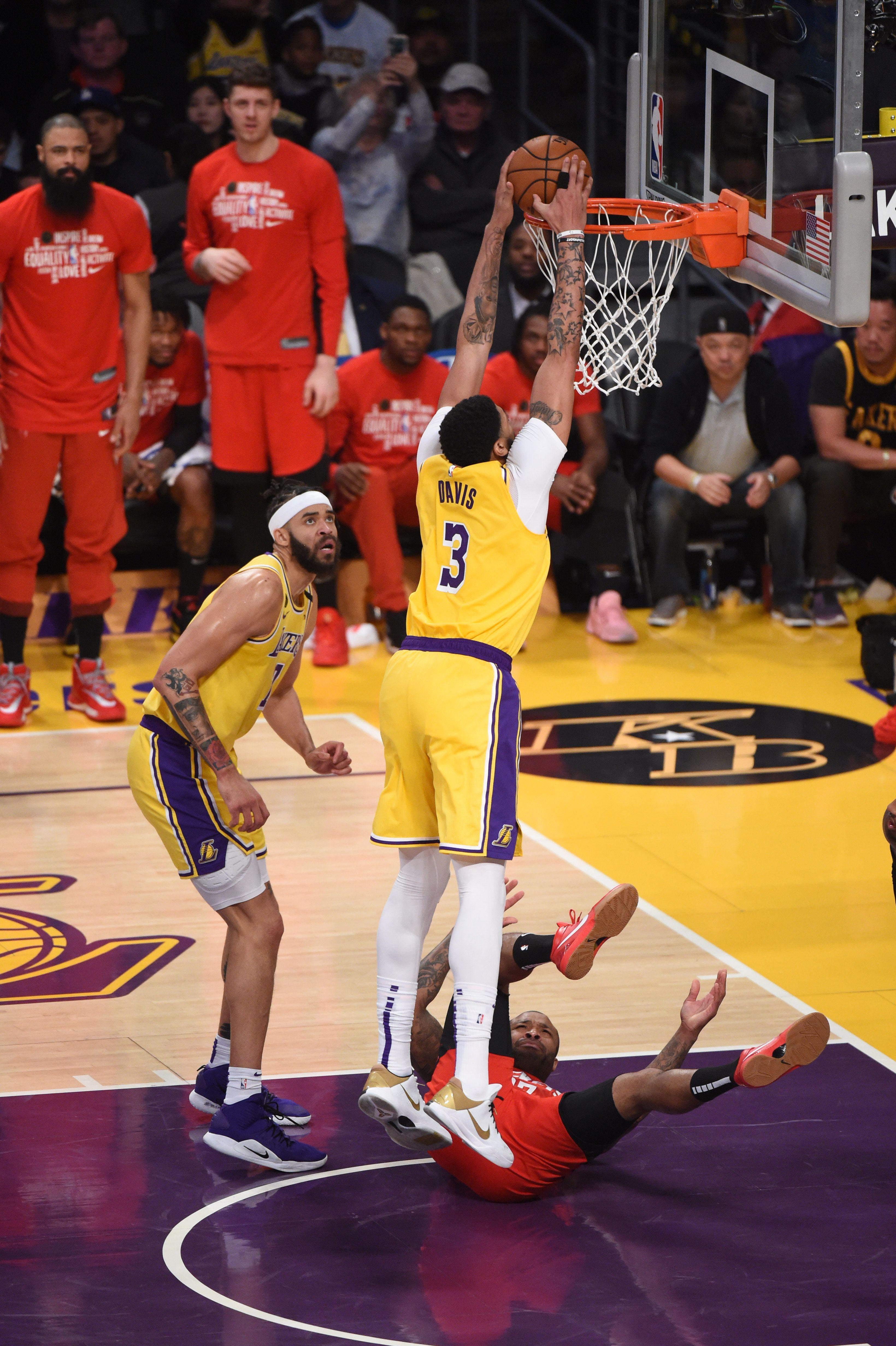 Photos Lakers vs Rockets (02/06/2020) Lakers vs rockets