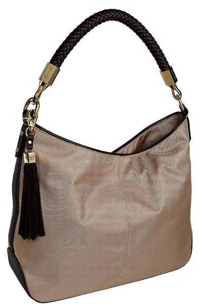 Nika Ballistic Nylon Hobo Bag - Lyst