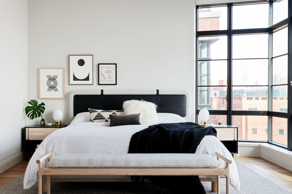minimalist nyc home with great views for young family on extraordinary clever minimalist wardrobe ideas id=53561