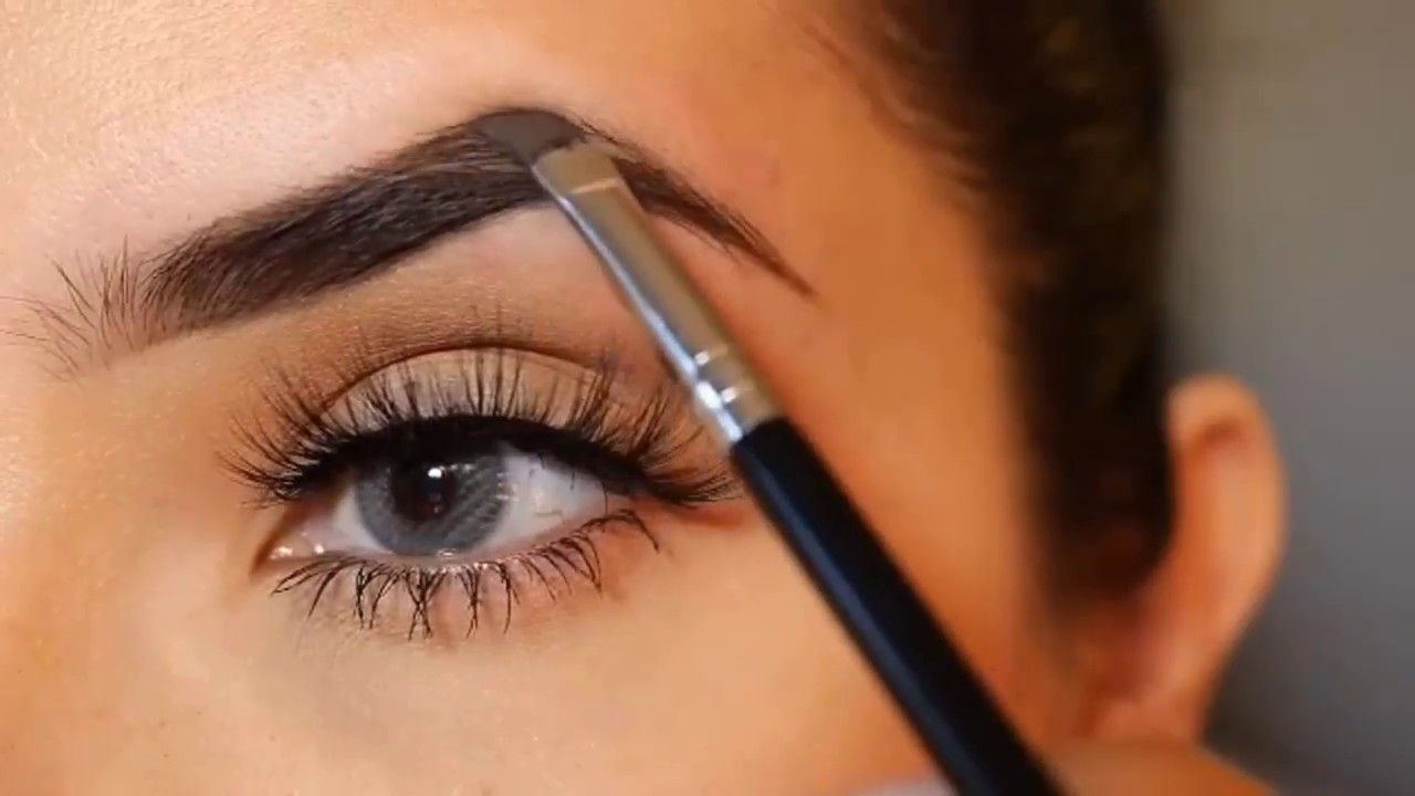 Extremely Glam Eye Makeup Tutorials Easy Eye Makeup Tutorial 3