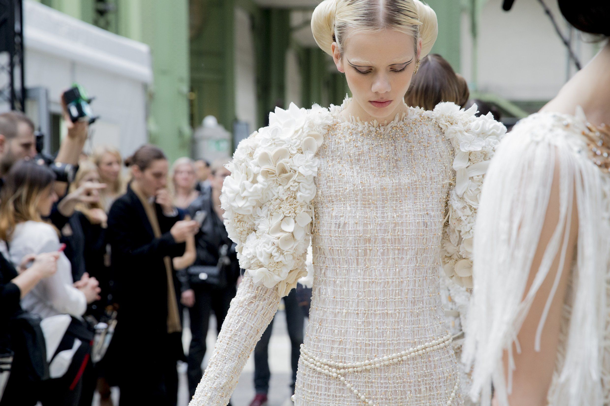 Chanel haute couture spring 2016