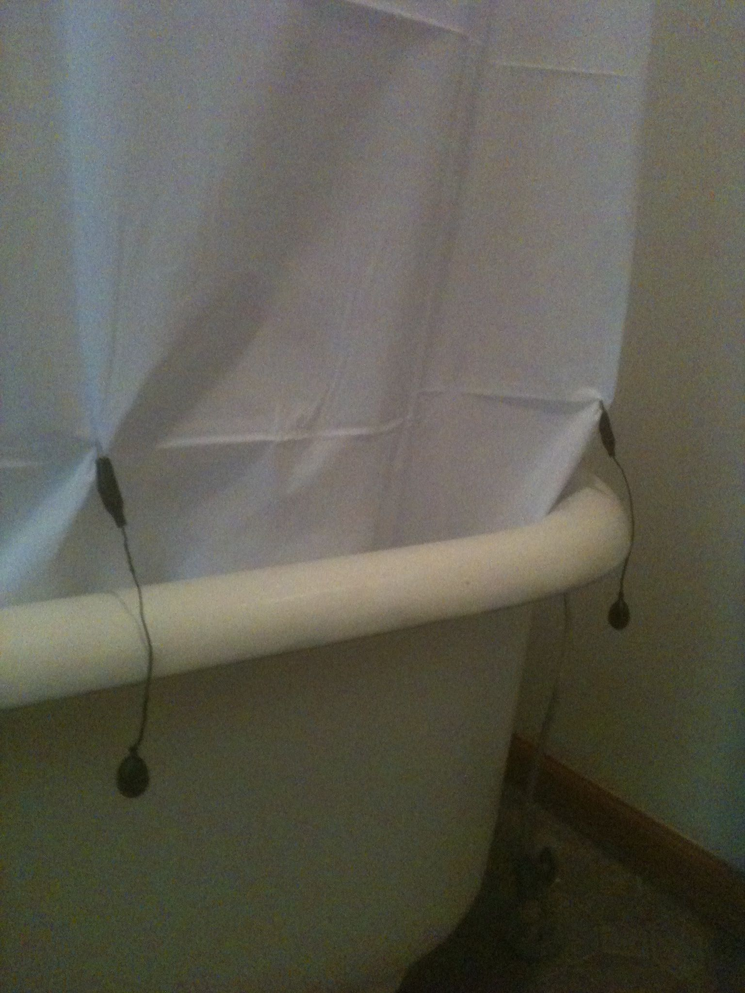 How To Make Shower Curtain Weights That Work