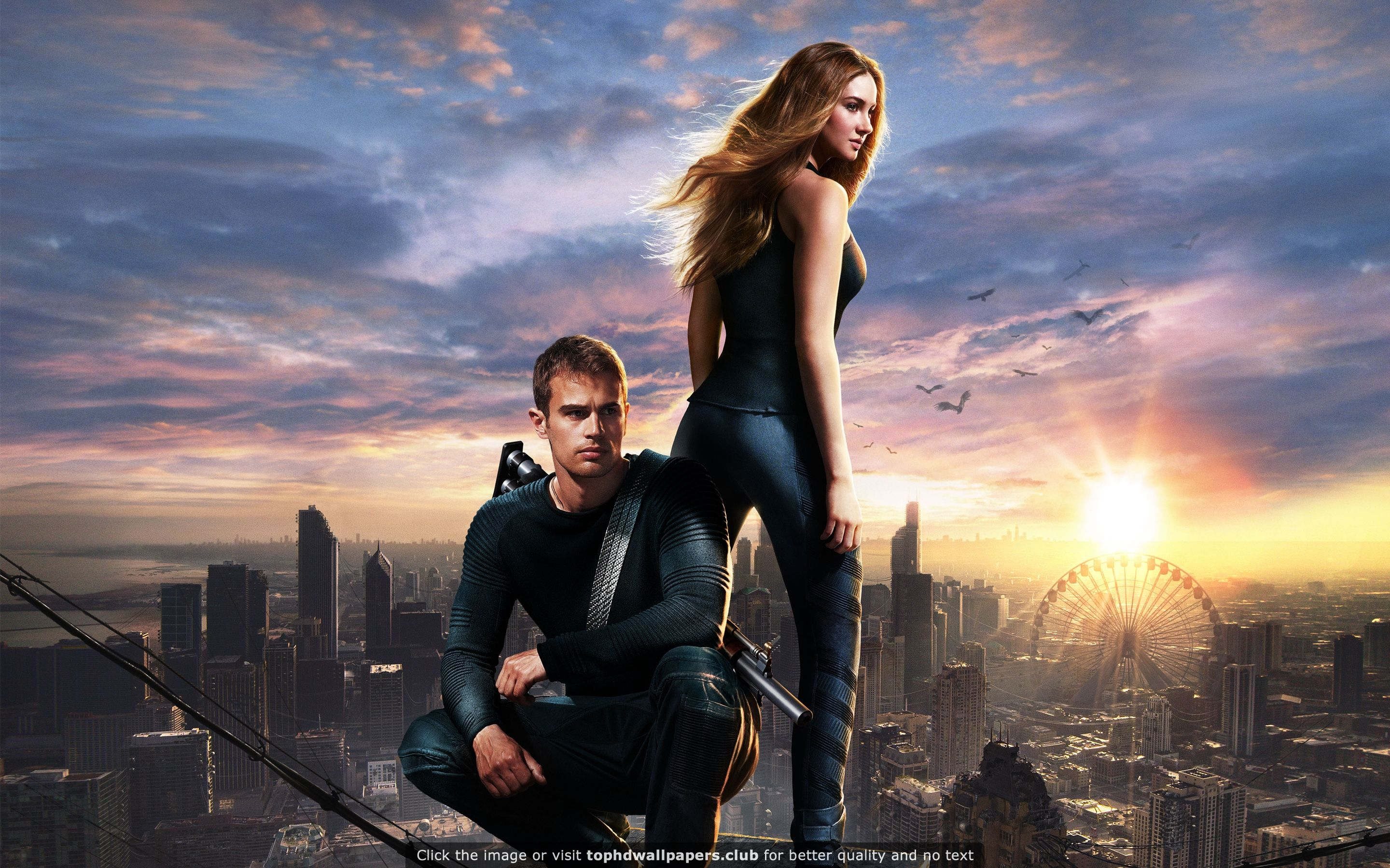 divergent movie hd wallpaper for your pc, mac or mobile device