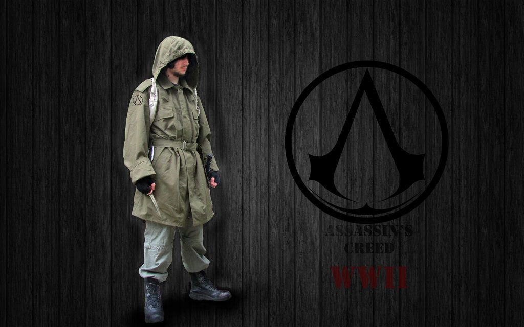 Wwii Assassin S Creed Assassins Creed Creed Assassin