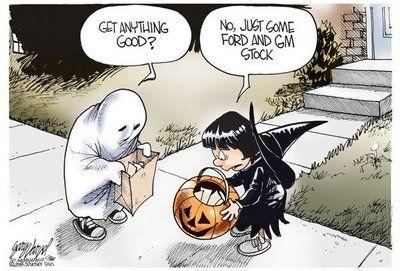 Halloween Trick N Treat Joke