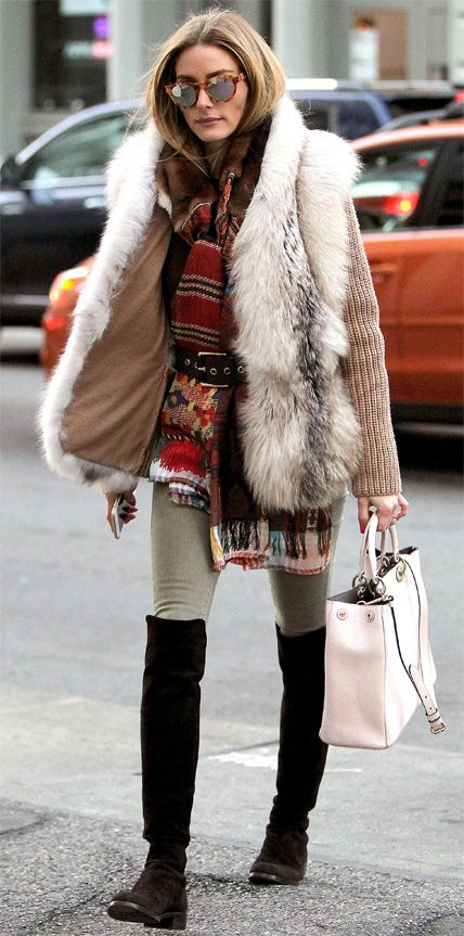 November 22, 2014 | Olivia palermo style, Fashion, Winter ...