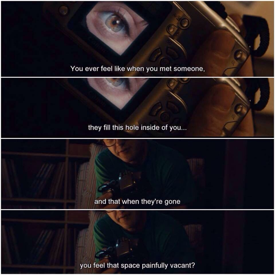 Epic Love Quotes From Movies: I Origin (2014)