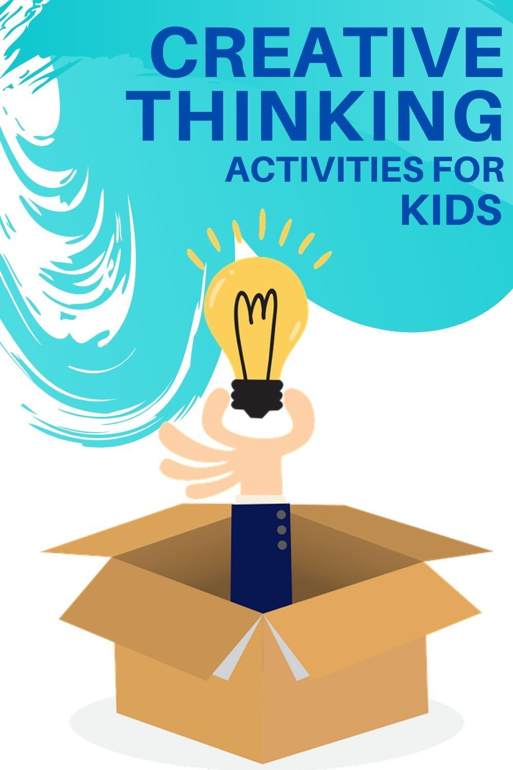 Creative Thinking Activities For Students In 2020 Creative Thinking Activities Creative Thinking Skills Creative Thinking
