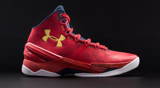 Humorístico blanco magia  The 'Floor General' Under Armour Curry Two Salutes the USA | Stephen curry  shoes, Curry shoes, Under armour