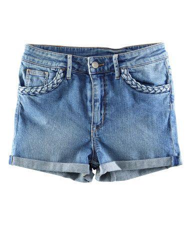 H Jeansshorts