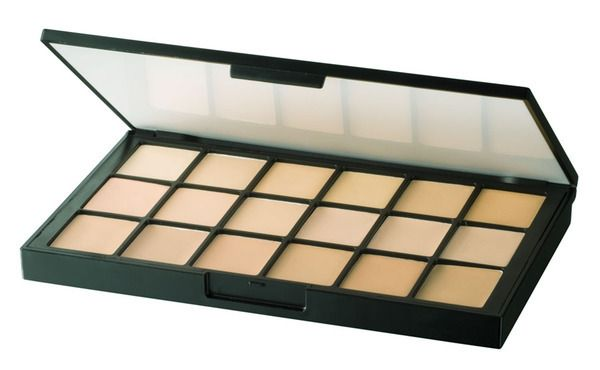 MediaPRO Sheer HD Foundation Palette