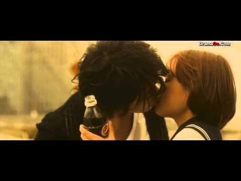The Liar And His Lover Takeru Sato Sakurako Ohara Bridge Kiss