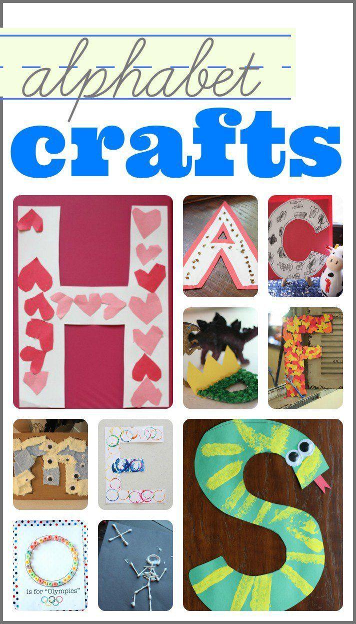 35+ Alphabet Activities for Toddlers and Preschoolers