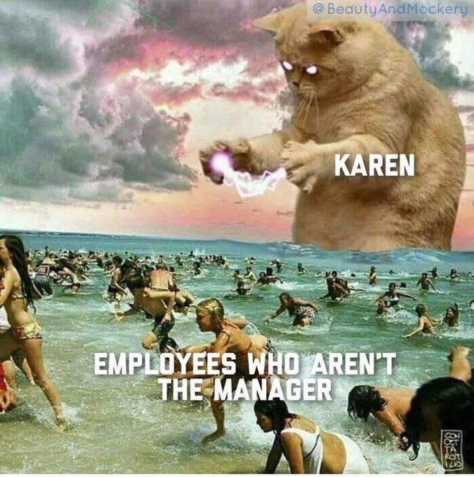 Tropical Storm Karen Memes Are A Managers Worst Nightmare - Funny Gallery