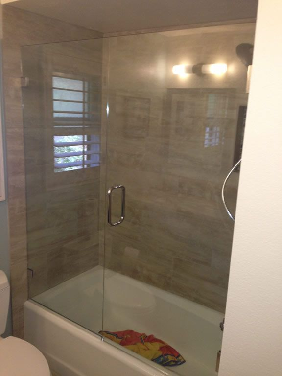 Over Tub Glass Enclosure With Images Glass Tub Glass Tub