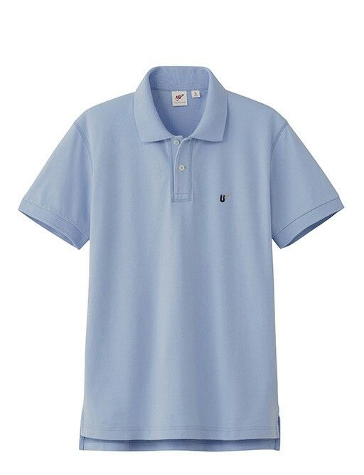 Uniqlo x Michael Bastian 2013 Blue Polo shirt
