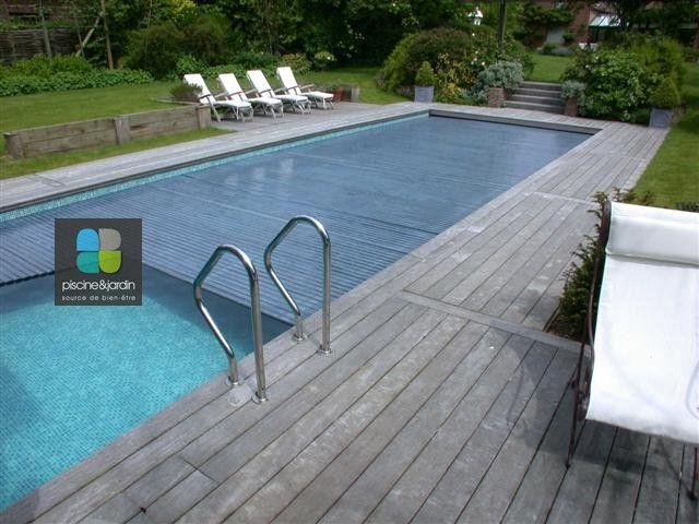 inspiration terrasse piscine bois ou pierre Design for Le Mont