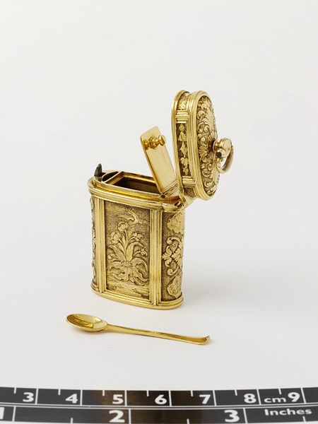 Chatelaine 18th Century Accoutrements Pinterest Box Gold Box