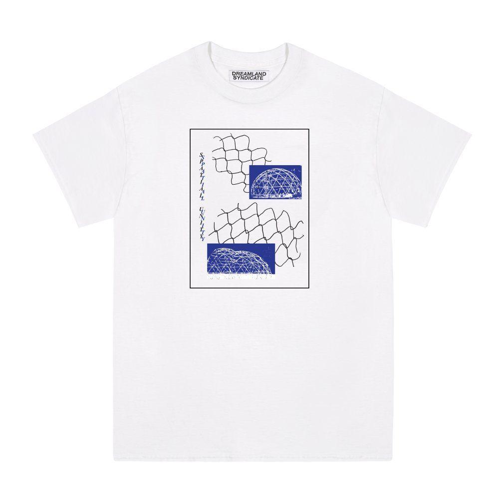 c94dae44 Spatial Unity T-shirt white in 2019 | 衣服 | Shirts, T shirt, Mens tops