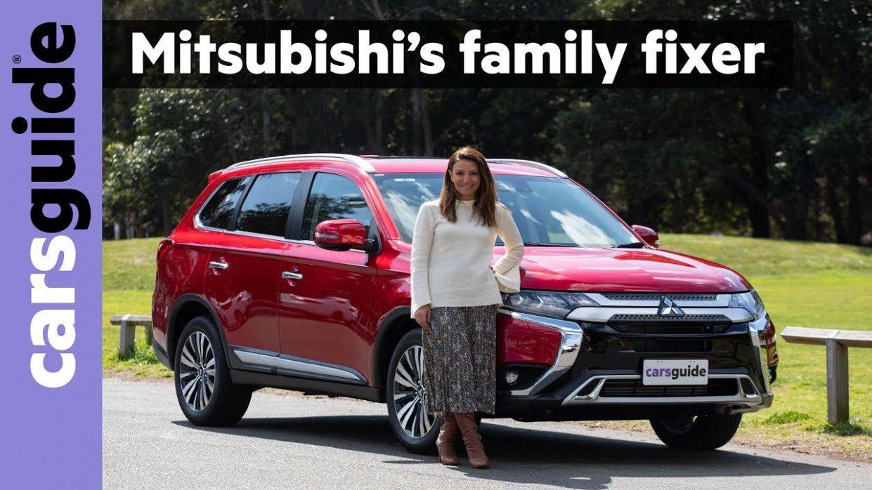 Mitsubishi Outlander 2020 Review Price Mitsubishi Outlander Mitsubishi Outlander