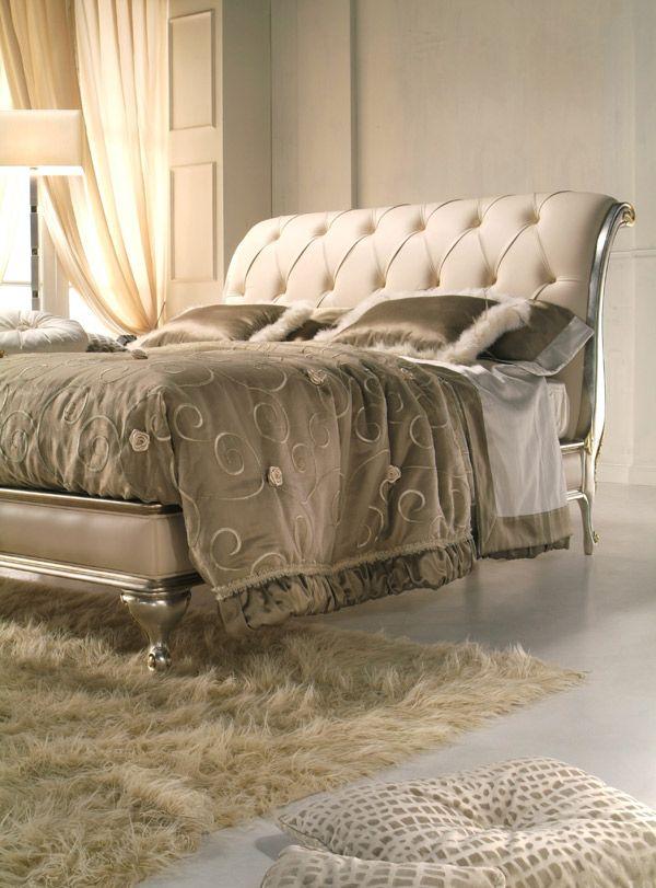 Luxury bedroom furniture for elegant bedrooms dream bed - Rustic elegant bedroom furniture ...