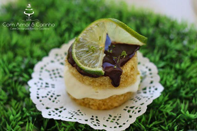 Sweet Patrícia: Se a vida te dá limas... faz sanduíches!