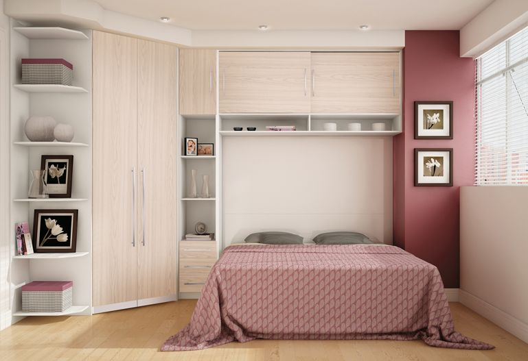 Dormitorios Modulados - Campinas SP - http://www.marcenariaemcampinas.com/dormitorios-modulados/