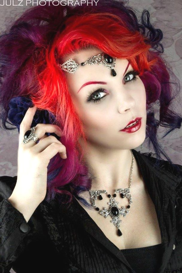 Gothic Fashion Accessories. For All Those Individuals Who