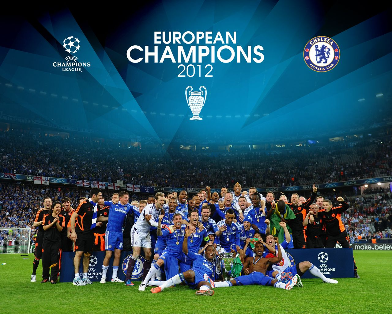 We are th champions chelsea pinterest chelsea fc and we are th champions chelsea wallpapersblue flagchelsea fcroyal voltagebd Gallery