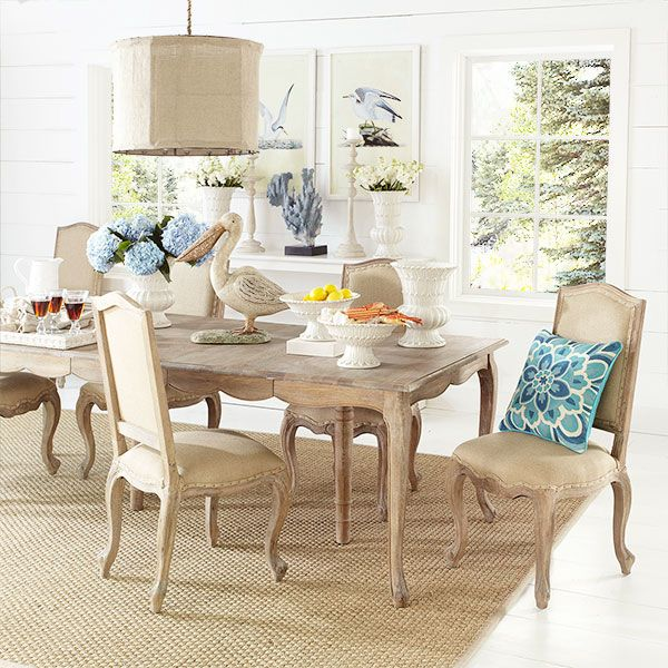 Kitchen Dining Tables Tile Designs Finally I Found An Affordable Table That Seats 12 W3819 French Country With Leaves