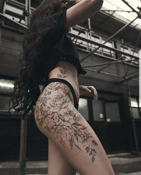 Photo of Best tattoo frauen oberschenkel seite Ideas –  Best tattoo frauen oberschenkel s…
