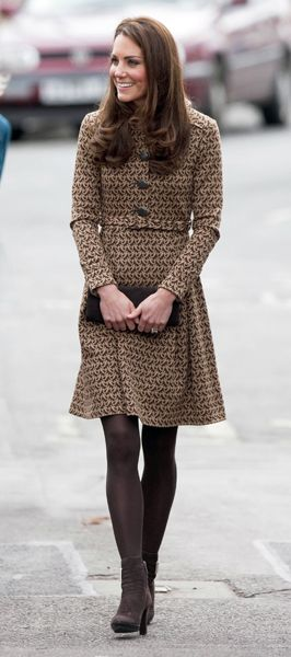 Kate middleton in See all of the Duchess of Cambridge's outfits in Grazia's Kate Middleton look book here!