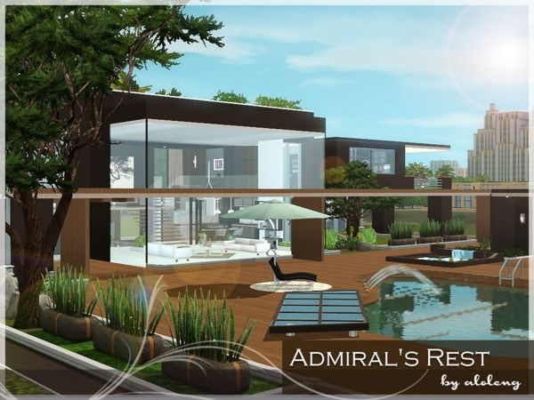 Admirals Rest by Aloleng - Sims 3 Downloads CC Caboodle